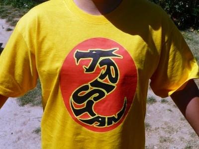T-shirt zanimot