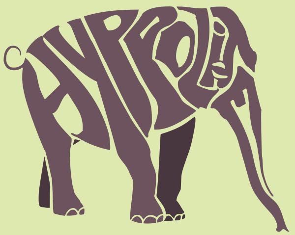 éléphant Hipollyte