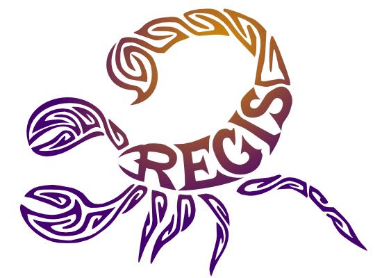 Scorpion Régis