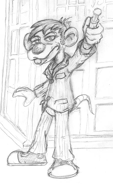 crob's Dr Rat