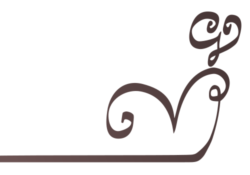Arabesque Escargolio en deux traits