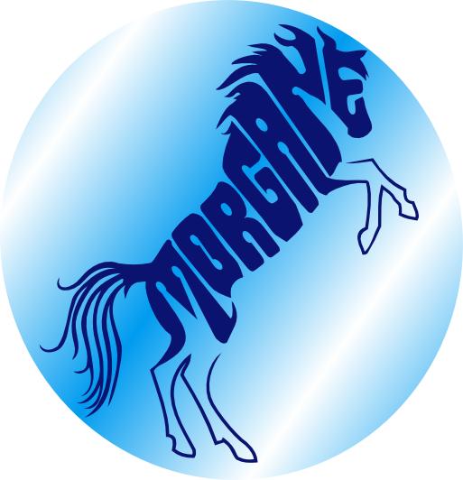 Cheval Morgane