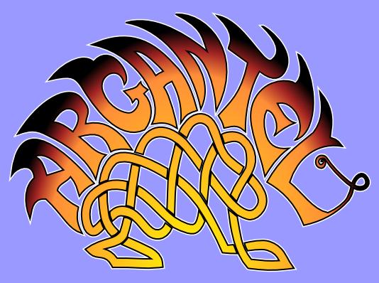 Zani-mot hérisson Argantel