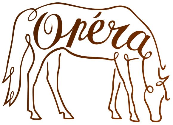 Cheval Opéra