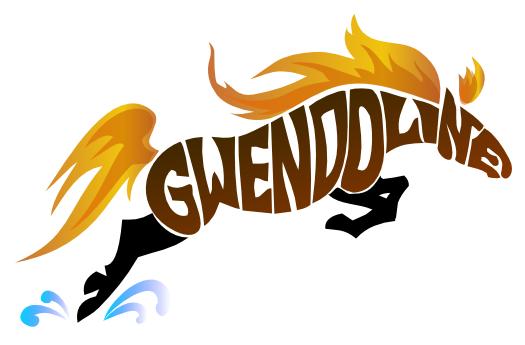 zani-mot cheval Gwendoline