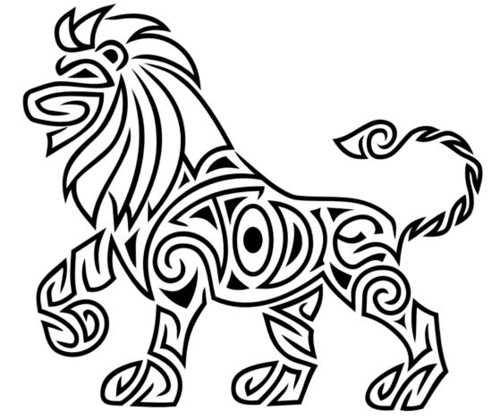 zani-mot Lion Jodie