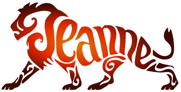 Lion Jeanne
