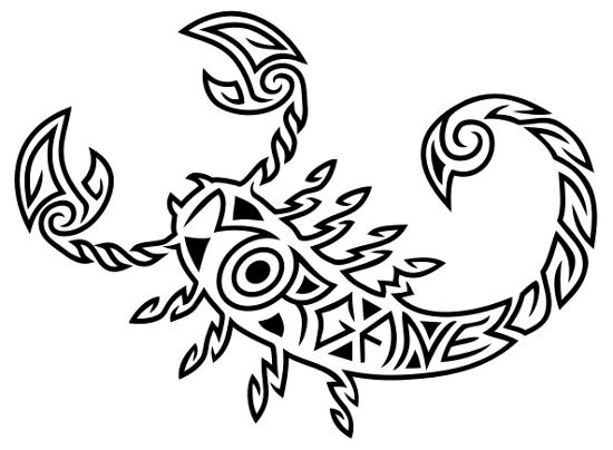Zani-mot scorpion Morgane v2