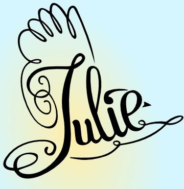 Oiseau Julie