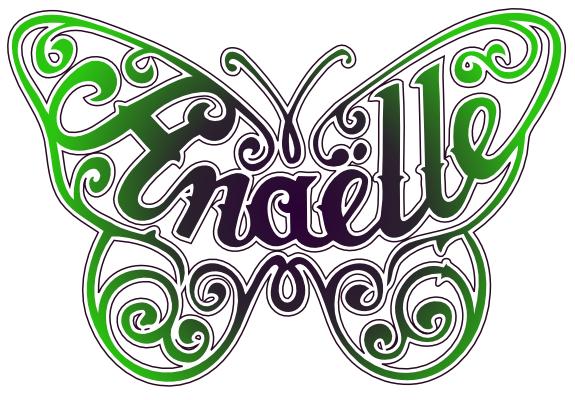 Papillon Anaëlle