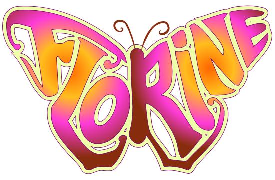 Papillon Florine