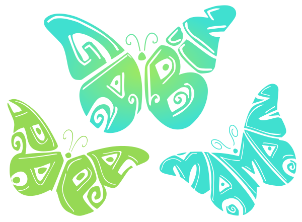 papillon gabin