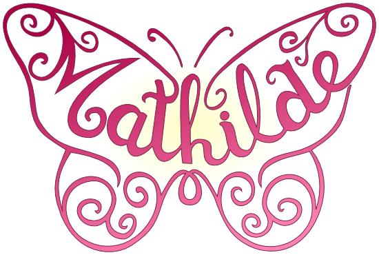 Papillon Mathilde