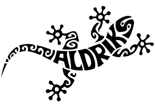 Salamandre Aldriks