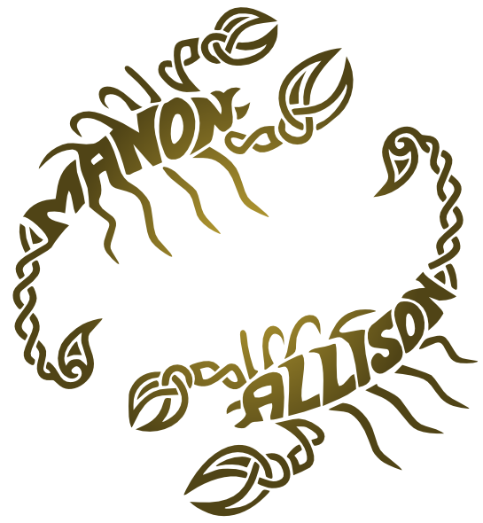 scorpion Manon Allison