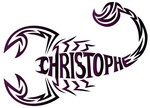 Scorpion Christophe