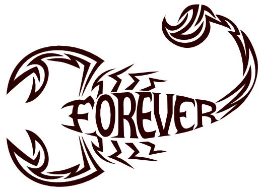 Scorpion forever
