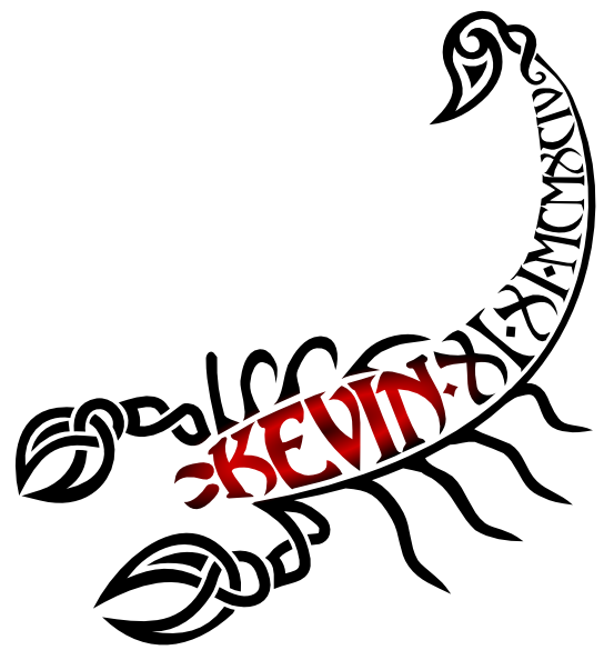 scorpion Kevin