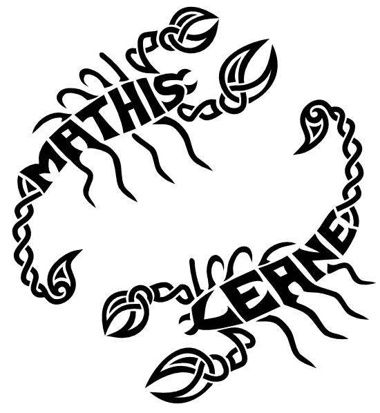Scorpions Mathis et Léane