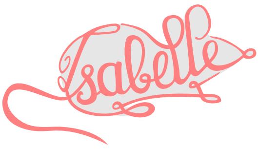 Souris Isabelle