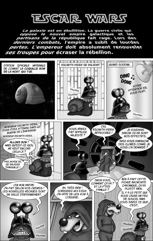Escar Wars - 1