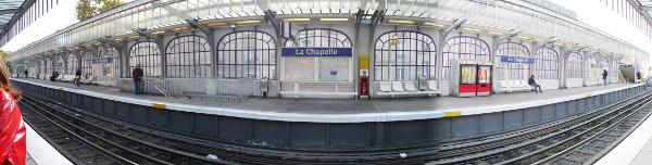 Station La Chapelle